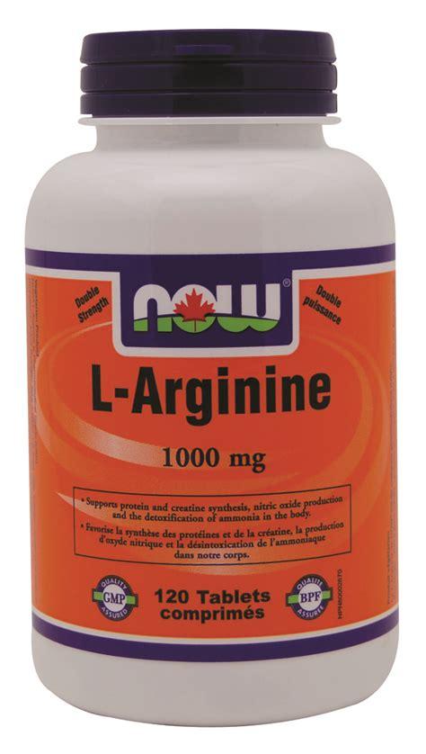 Sale Now Foods L Arginine 1000 Mg 120 Tablets now l arginine 1000 mg 120 tablets health foods