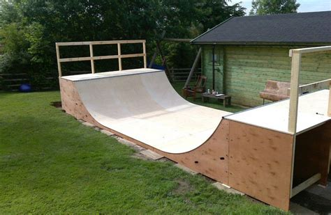 backyard halfpipe for sale 315 best images about backyard r park ideas on