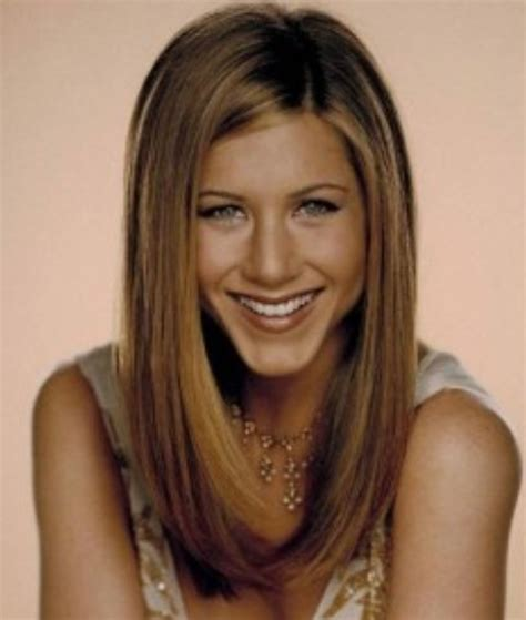 Jennifer aniston long hairstyle straight hair for holidays pretty