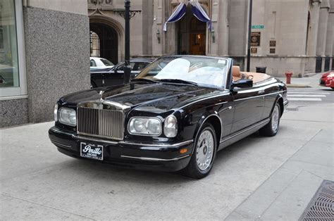 rolls royce corniche 2000 2000 rolls royce for sale used cars on buysellsearch
