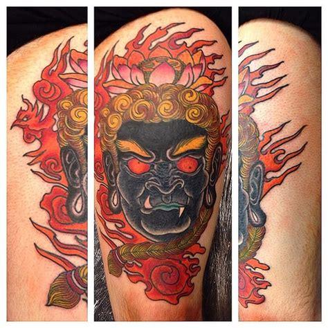 fudo myoo tattoo 16 fearsome fudo myo o tattoos tattoodo