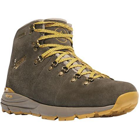 waterproof mens hiking boots danner mountain 600 4 5 quot s suede waterproof hiking