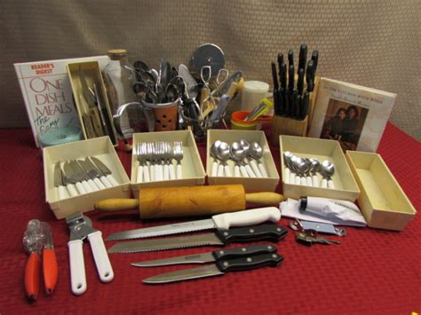great kitchen gifts lot detail great kitchen gadgets loads of flatware