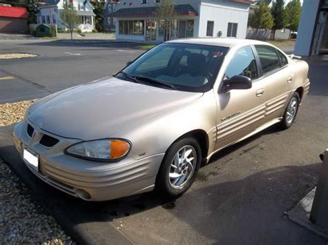how to fix cars 2001 pontiac grand am electronic toll collection purchase used 2001 pontiac grand am se v6 4 door sedan in taunton massachusetts united states