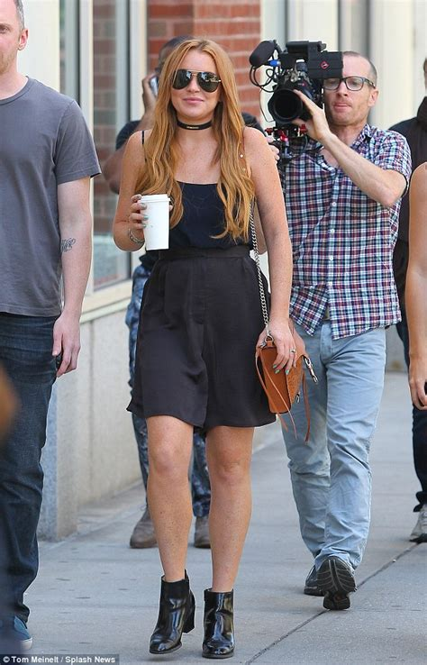 Lindsay Lohan Day Pass To Shop by Lindsay Lohan Developed 5 000 A Day Shopping