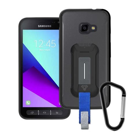 samsung galaxy xcover 4 mountable shockproof carabiner