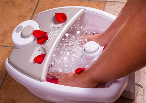 best home foot spa for large foot therapy