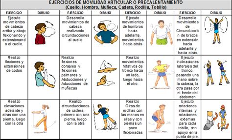 ejercicios de educacion fisica newhairstylesformen2014 com educacion fisica septiembre 2011