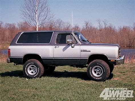 dodge ramcharger live the of a titan in the dodge ramcharger