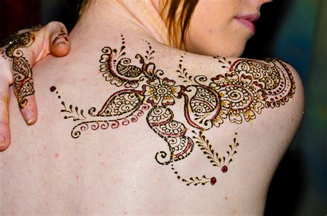permanent henna tattoo designs the world henna tattoos