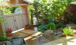 Landscape Ideas For Small Gardens Tips And Ideas For Small Gardens Garden Season Cubtab Frugal Designs Patio Pictures Gardening