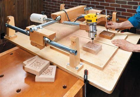 Diy Wood Duplicator Pdf Woodworking Carving Duplicator Woodsmith Plans