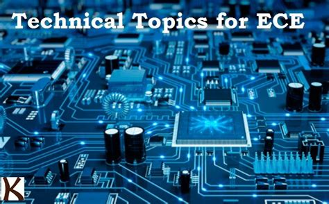 technical paper  topics  electronics engineering