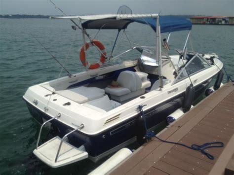 fishing boat for sale singapore beautiful power pleasure craft boat for sale bayliner
