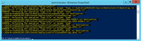 hydration 2012 r2 the hydration kit for configmgr 2012 r2 is available for