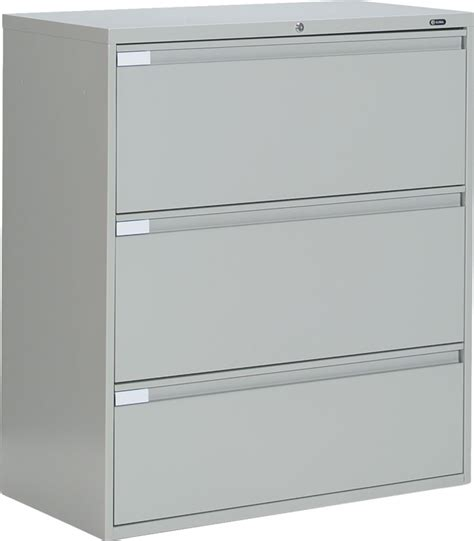 Global 9336p 3 Drawer Lateral Filing Cabinet 9336p 3f1h Three Drawer Lateral File Cabinet