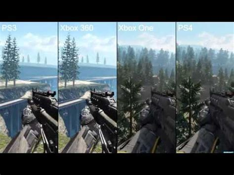 call of duty black ops 3 ps4 vs ps3 vs xbox one vs xbox