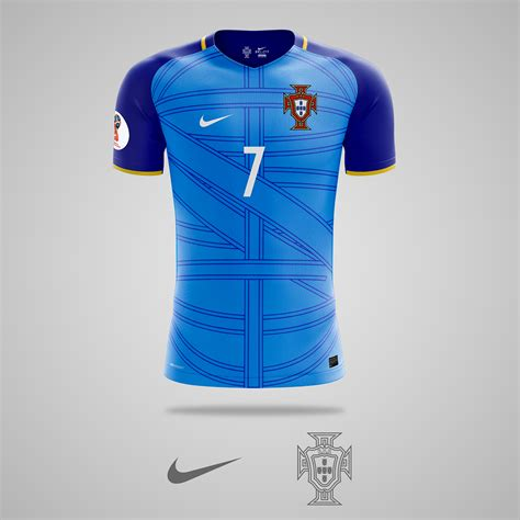 Jersey Rusia Away Official portugal away kit concept 2018 fifa world cup russia jersey camisas football rugby