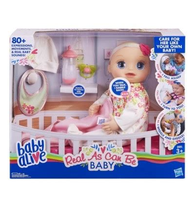 Baby Alive Baby Real baby alive doll real as can be hasbro futurartshop