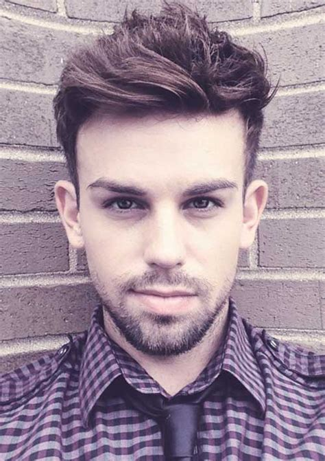 haircuts with long sides and shorter back mens short back and sides hairstyles mens hairstyles 2018