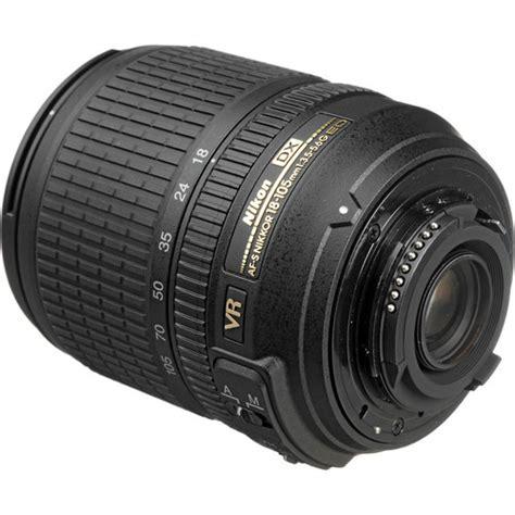 Lensa Nikkor 18 105mm Vr nikon af s dx nikkor 18 105mm f 3 5 5 6g ed vr lens digital photography live