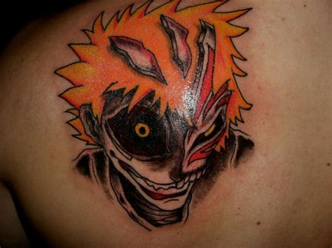 bleach tattoos tattoos designs