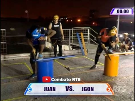 combate rts circuito ''duelo'' youtube