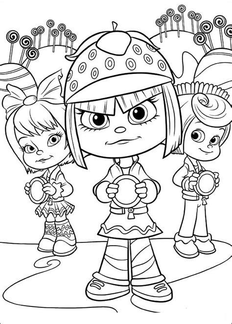 colorea tus dibujos graduaciones para colorear colorea tus dibujos personajes de ralph el demoledor para