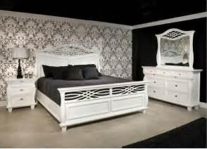 Black And White Wallpaper Bedroom Design 15 Einzigartige Schlafzimmer Ideen In Schwarz Wei 223