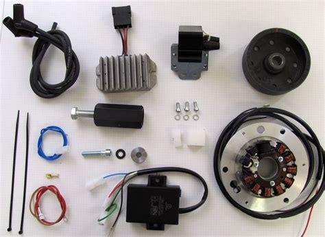 ketahui  komponen dasar kelistrikan motor sehari hari