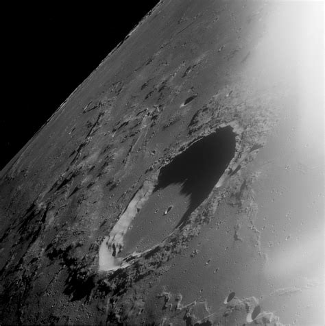 A Place Moon Marius Crater