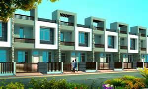 Row Home alfa img showing gt row house