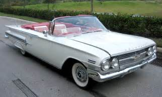 1960 chevrolet impala convertible 348 aucton results