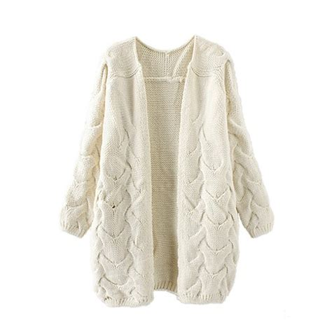 knit beige cardigan beige chunky cable knit oversized cardigan st0170013 5