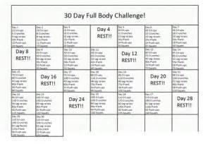 the 30 day challenge kayteatime