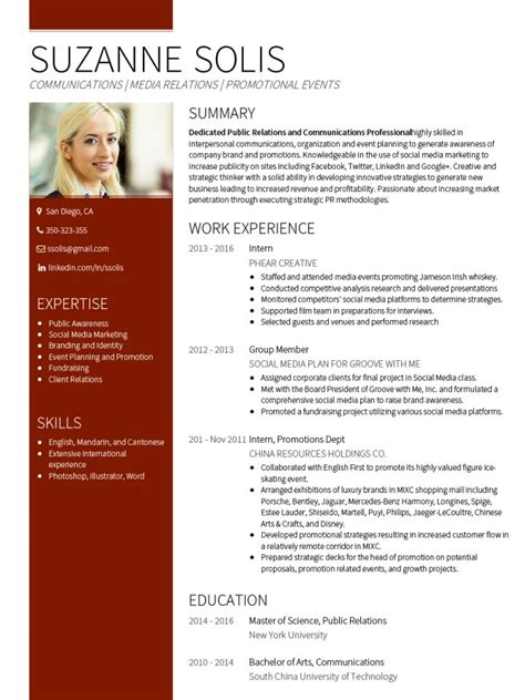 show a layout of a cv cv templates professional curriculum vitae templates