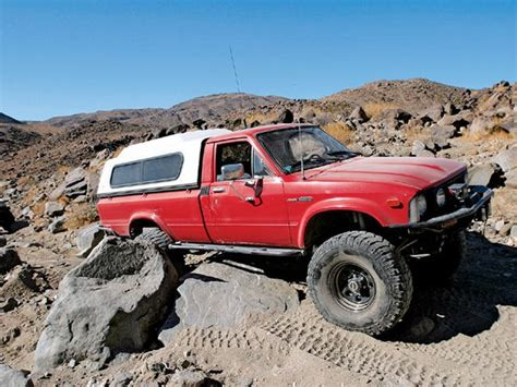 Toyota Stock History The 1979 Toyota The 4x4 Toyota In The U S