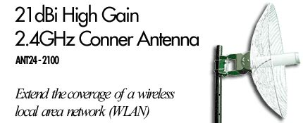 D Link Ant24 2100 Outdoor 21dbi Gain Directional Antenna Protector hardware am the best computers hardware software