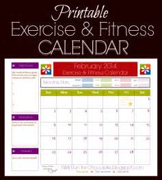 exercise calendar template search results for printable workout calendar template