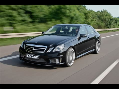 mercedes rs 2010 carlsson mercedes e ck63 rs front angle speed