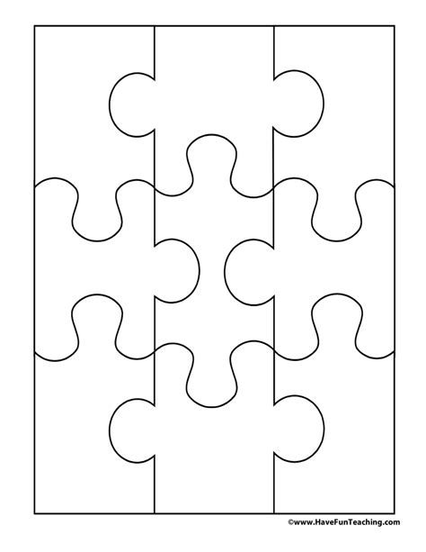 Paper Puzzles To Make - paper cut outs teaching