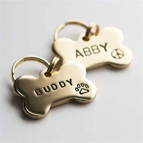 custom tags for pets 25 best ideas about id tags on pet