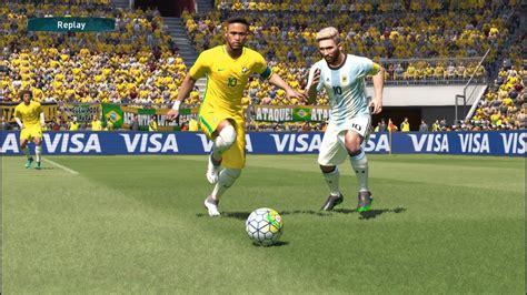 brazil vs argentina fifa world cup russia 2018