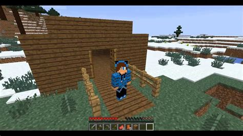casa de chantique minecraft survival 01 casa de pobre youtube