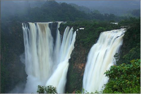 famous waterfalls 15 famous waterfalls in india india travel guide