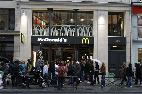 mcdonald s transf 232 re si 232 ge fiscal 224 londres