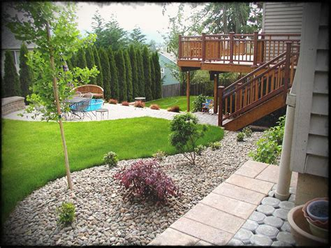 backyard gardening ideas with pictures cheap landscaping ideas for collection and beautiful