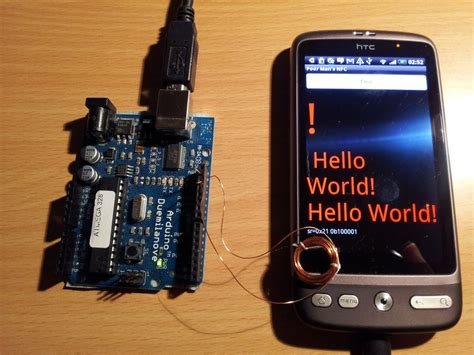 android nfc communication between android and arduino nfc on the cheap talkandroid