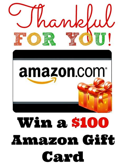 Thanksgiving Gift Card Giveaway - thanksgiving 100 amazon gift card giveaway one dog woof