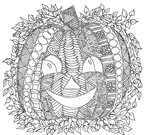 halloween coloring pages detailed 84 best icolor quot halloween ii quot detailed images on pinterest